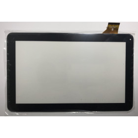 TOUCH SCREEN MAJESTIC TAB 311 3G VETRO Tablet Digitizer 10.1 Nero