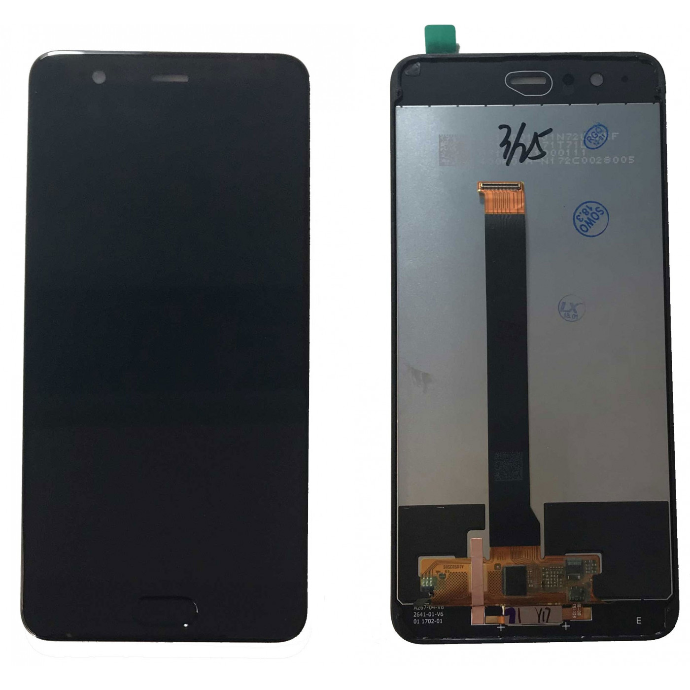 bbf69d373d02ad TOUCH SCREEN VETRO + LCD DISPLAY PER HUAWEI P10+ P10 PLUS VKY-L09 NERO