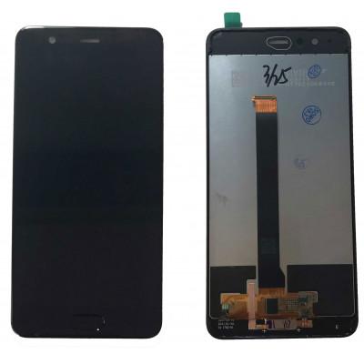 PANTALLA LCD para HUAWEI P10 + P10 PLUS VKY-L09 L29 VIDRIO NEGRO PARA PANTALLA TÁCTIL