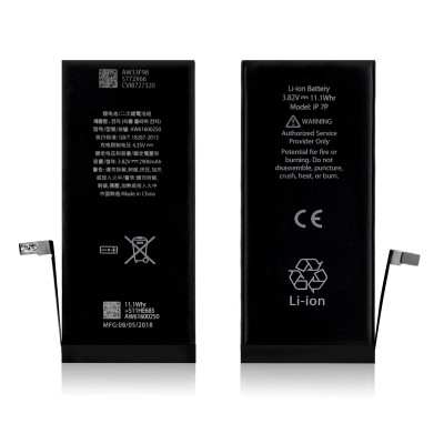 Replacement battery for apple iphone 7 PLUS 2900 mAh