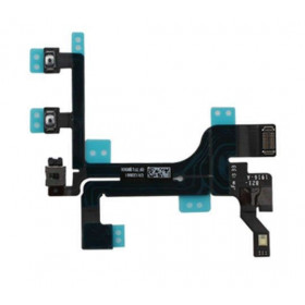 power volume mute button for iphone 5c flex flat cable