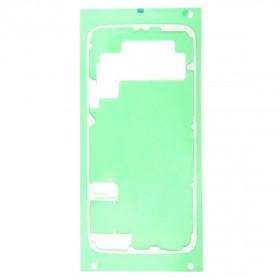 Adhesivo de doble cara para la contraportada del Samsung Galaxy S6 contraportada