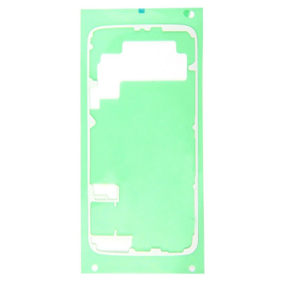Double-Sided Adhesive Back Cover For Samsung Galaxy S6