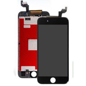 TOUCH SCREEN LCD DISPLAY RETINA PER APPLE IPHONE 6S NERO VETRO SCHERMO + FRAME