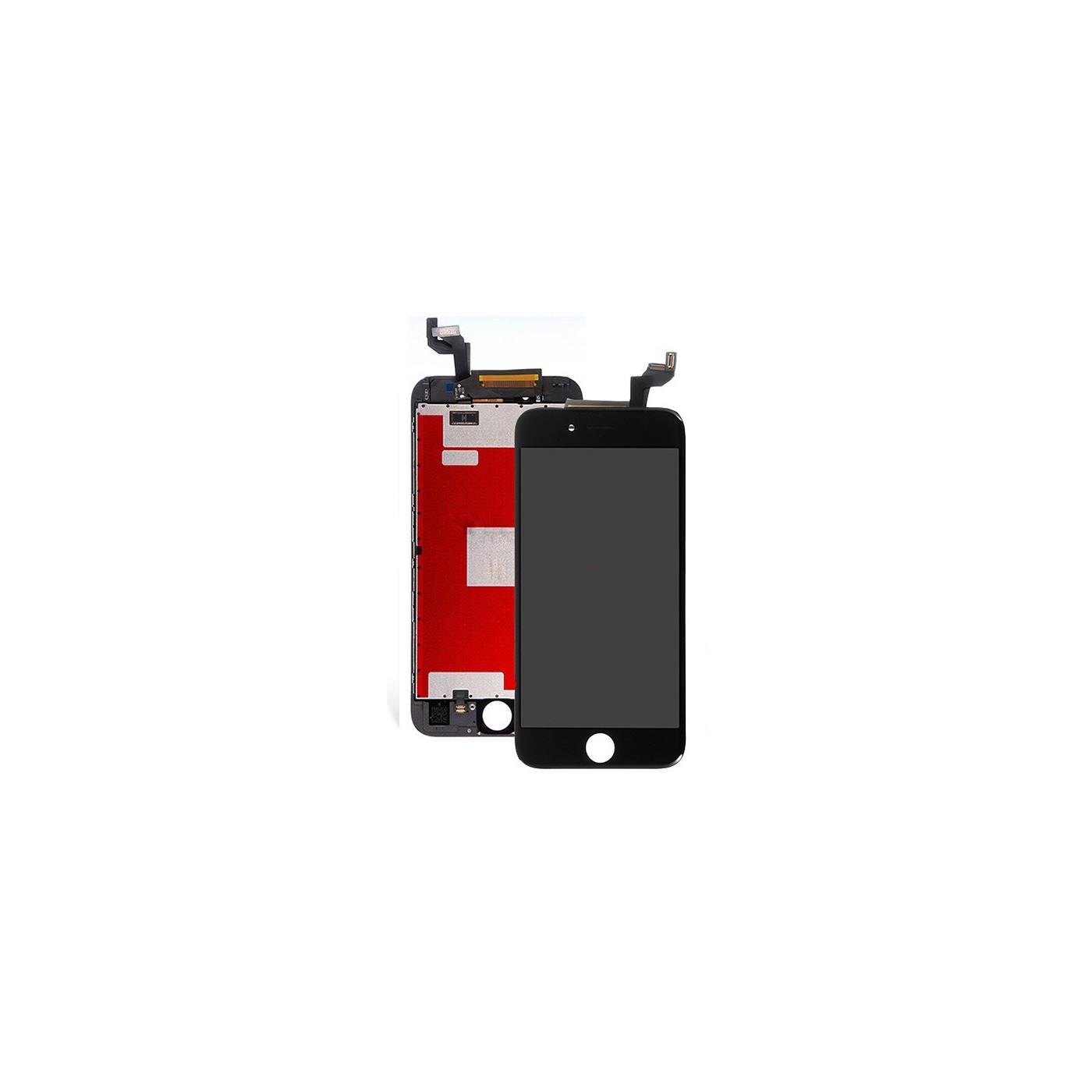 TOUCH GLASS LCD DISPLAY für Apple iPhone 6S PLUS SCHWARZ ORIGINAL SCREEN