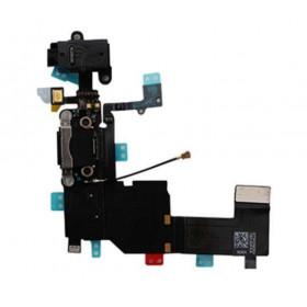 Charging Dock Connector for apple iphone 5c microphone flex black speaker