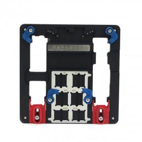 Supporto per riparazione scheda iphone celluari 8 Plus - 8 - 7 Plus - 7 - 6s Plus - 6s - 6 Plus - 6