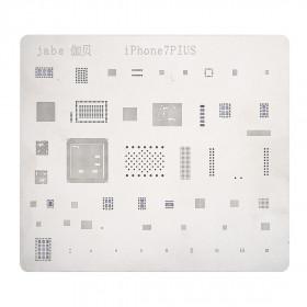Reparación de teléfonos móviles iPhone 7 Plus Reparación de BGA Reballing Stencils Repair