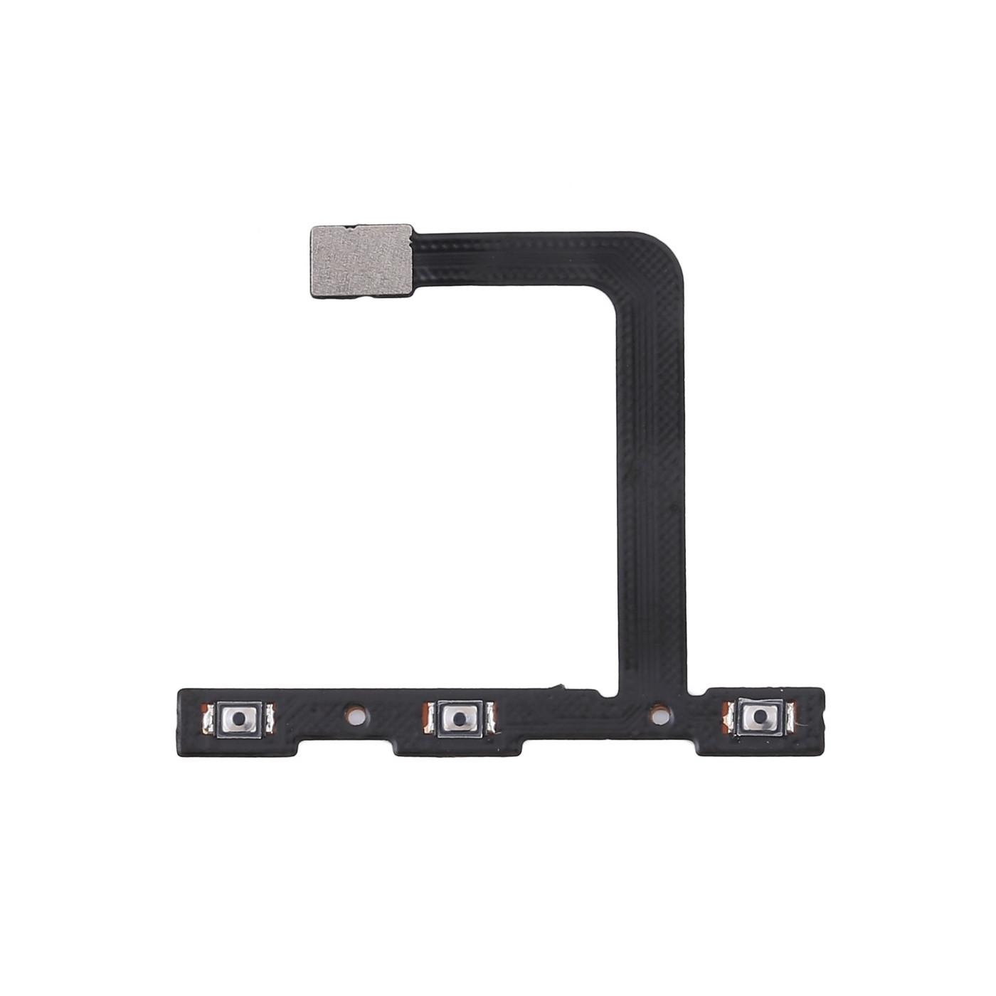 Flat flex Huawei P20 key keys mute volume volume on off accency