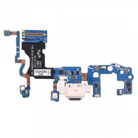 Conector de carga plano flexible para el micrófono Galaxy S9 G960F