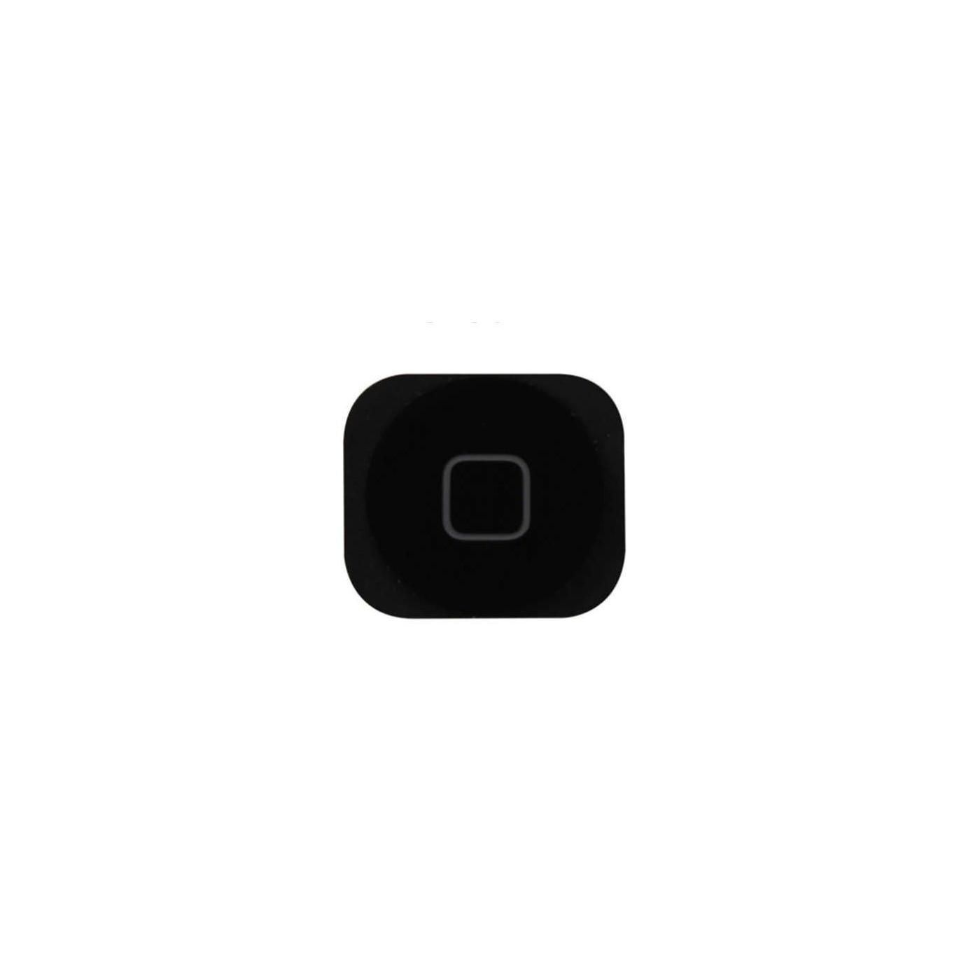 Bouton d'accueil pour apple iphone 5c bouton bouton central bouton curseur noir