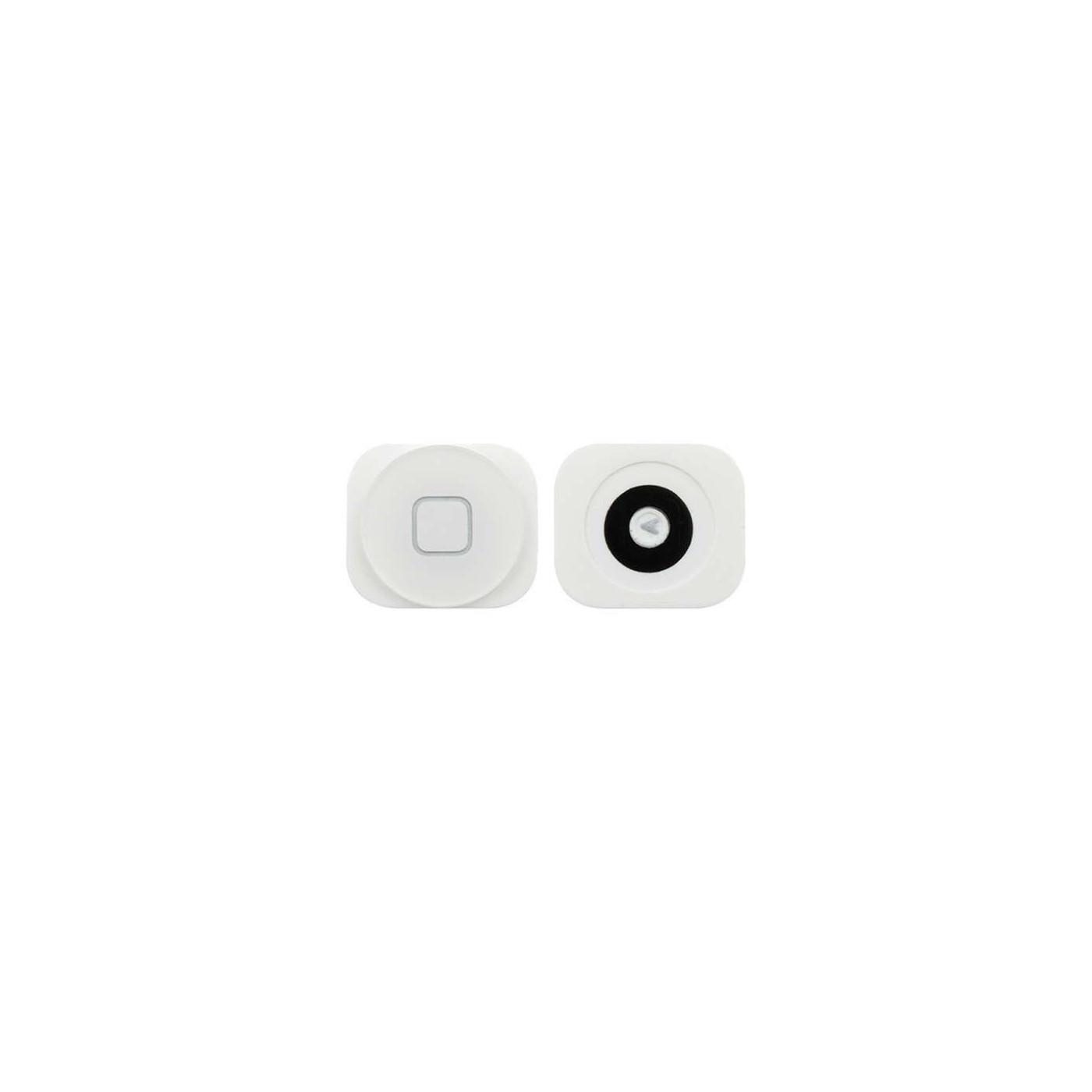 Bouton d'accueil pour apple iphone 5c bouton blanc bouton central bouton curseur