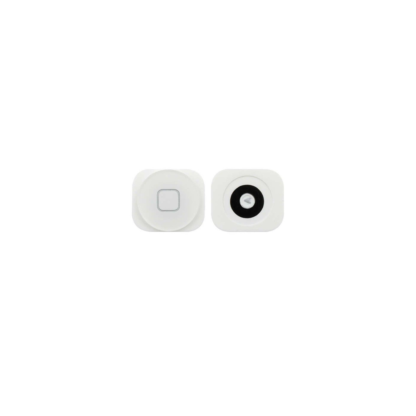 Tasto home per apple iphone 5c bianco button bottone centrale pulsante cursore