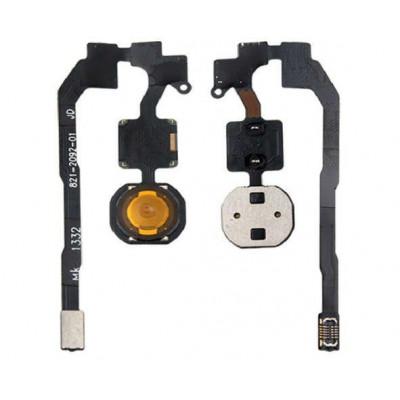 Câble Plat Curseur De Bouton D'Accueil Pour Apple Iphone 5S - Se