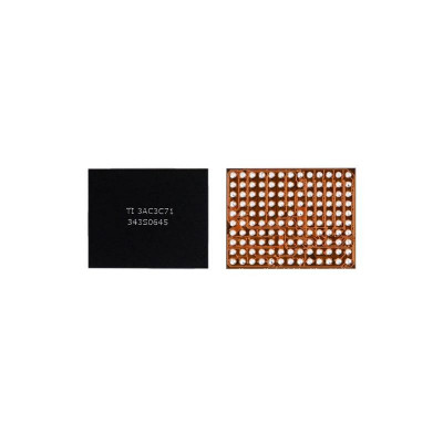 CHIP Touch IC control 343S0645 per iPhone 5S -5C nero