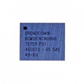 CHIP Touch IC control BCM5976C0 per iPhone 5 - 5C bianco