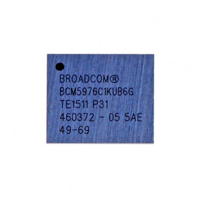 CHIP Touch IC control BCM5976C0 para iPhone 5 - 5C blanco