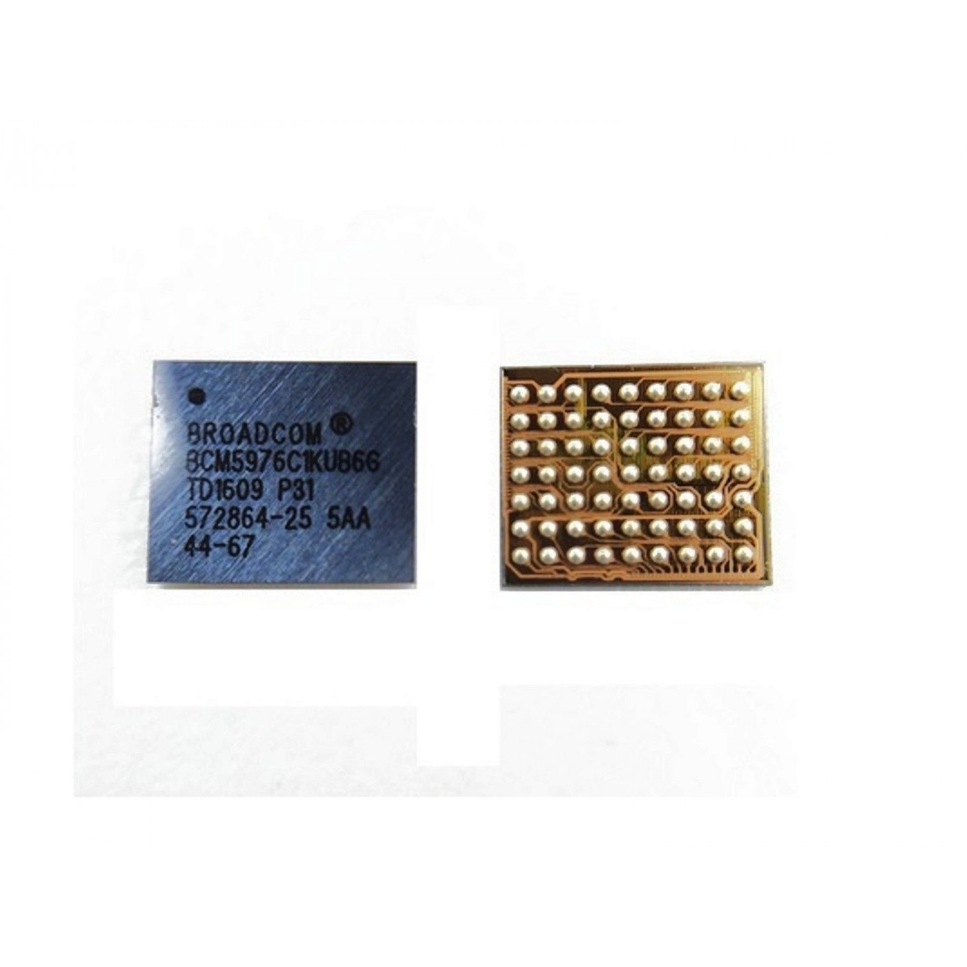 CHIP Touch IC control BCM5976C1 per iPhone 5S bianco