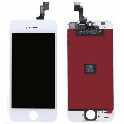 AFFICHEUR LCD TACTILE VERRE pour Apple iPhone SE ÉCRAN ORIGINAL TIANMA BLANC