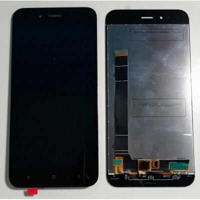 TOUCH SCREEN VETRO + LCD DISPLAY ASSEMBLATI Per XIAOMI MI 5X A1 MI5X MIA1 NERO
