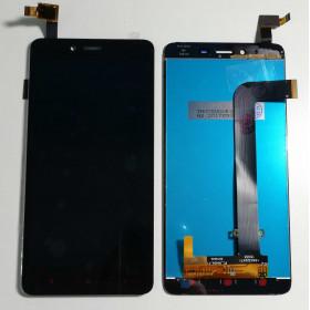 PANTALLA TÁCTIL DE VIDRIO + PANTALLA LCD Xiaomi Hongmi redmi Notas 2 Negro