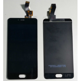 TOUCH SCREEN GLASS + LCD DISPLAY ASSEMBLY MEIZU M3S Y685C Y685H Black