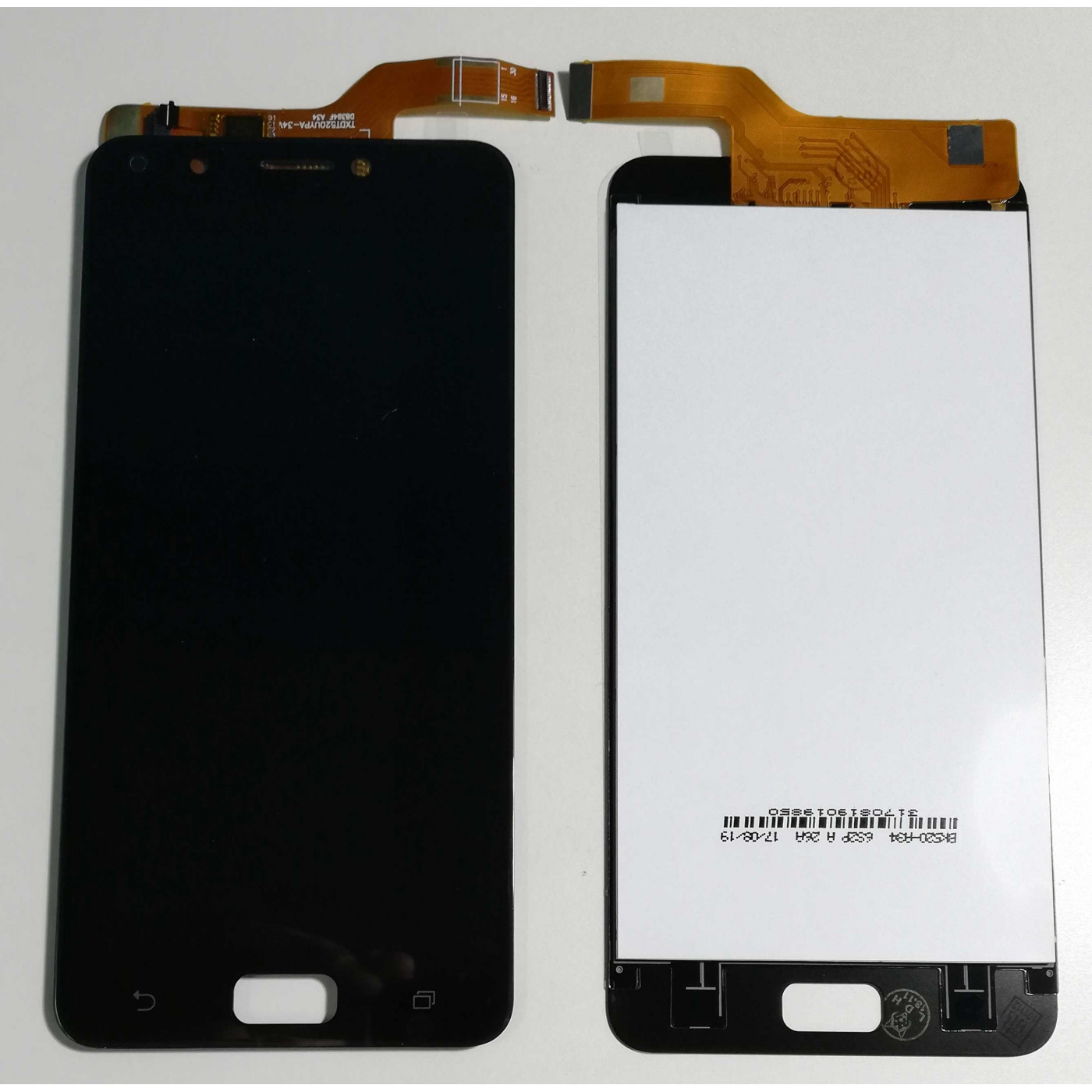 TOUCH SCREEN GLASS + LCD DISPLAY For ASUS ZENFONE 4 MAX ZC520KL X00HD 5.2 BLACK