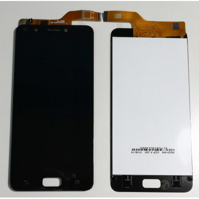 PANTALLA TÁCTIL VIDRIO + pantalla LCD para ASUS ZENFONE 4 MAX ZC520KL X00HD 5,2 NEGRO
