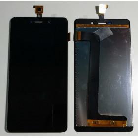 PANTALLA TÁCTIL DE VIDRIO + Pantalla LCD para ASSEMBLED Wiko Pulp Fab 5.5 Negro 4G