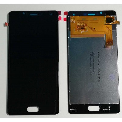 LCD-ANZEIGE Für WIKO U FEEL UFEEL Digitizer 5.0 Schwarz TOUCH SCREEN GLASS
