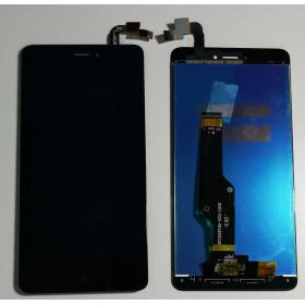 Pantalla táctil LCD de vidrio se reunieron para XIAOMI redmi NOTA 4 4X Global Negro