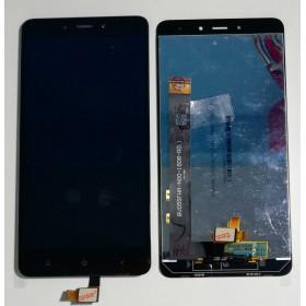 TOUCH ÉCRAN DE VERRE + écran LCD pour ASSEMBLEES Xiaomi redmi NOTE 4 Noir