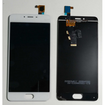 TOUCH SCREEN GLASS + LCD DISPLAY ASSEMBLY MEIZU MINI M3S Y685C Y685H White