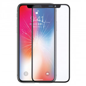 Vetro vetrino frontale per apple iphone X touch screen