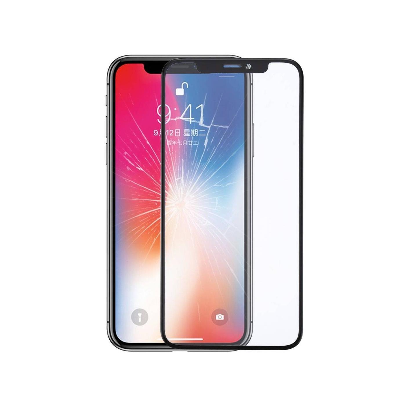 Frontglas für Apple iPhone X mit OCA Touchscreen
