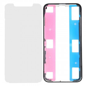 Cornice digitizer frame LCD per iphone X