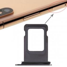 Soporte de tarjeta SIM de Apple iPhone XS MAX NEGRO ranura de deslizamiento CARRO bandeja de reemplazo