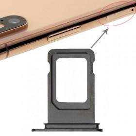 SIM Holder Apple iPhone XS MAX ranura de deslizamiento GRIS CARRO bandeja de reemplazo