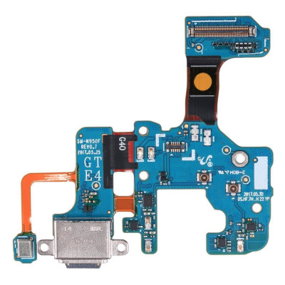 Flach flex Ladeanschluss für Galaxy HINWEIS 8 - N950F