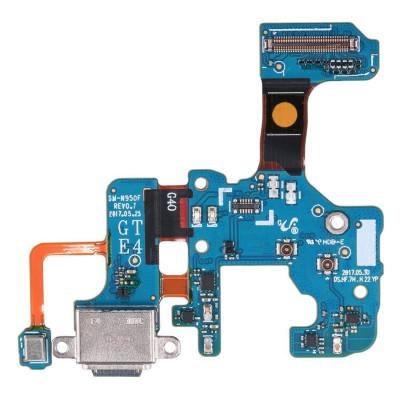 Flat flex charging connector for Galaxy NOTE 8 - N950F