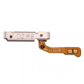 botón de encendido cable plano de la galaxia S8 S8 + G950F G955F