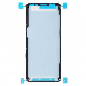 autocollant frontal double face pour Samsung Galaxy S9 G960F