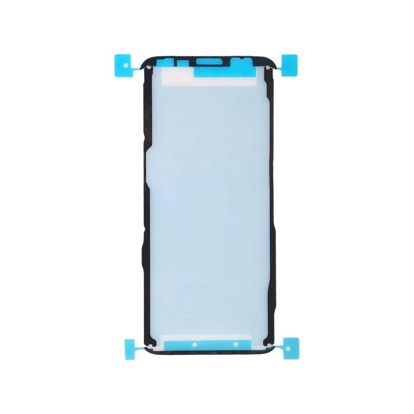 etiqueta frontal de doble cara para Samsung Galaxy S9 G960F
