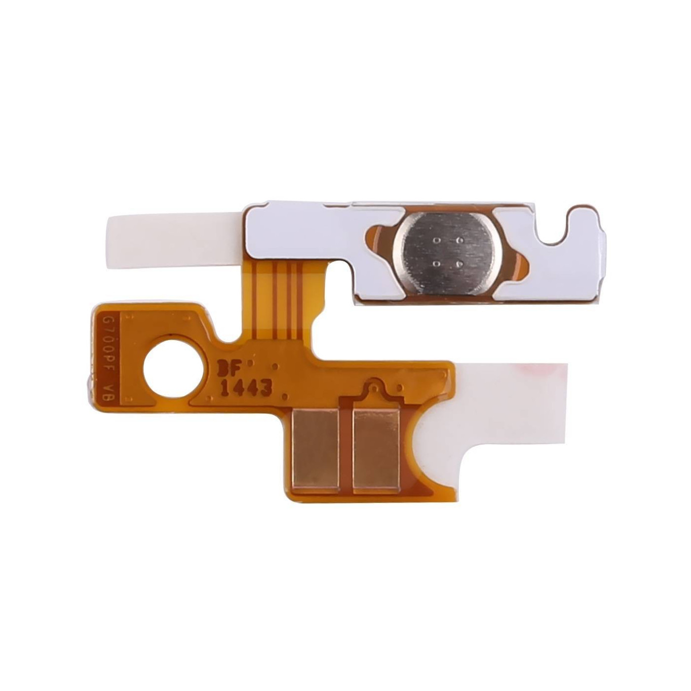 el poder flexible plano On Off botones para Huawei Ascend G700