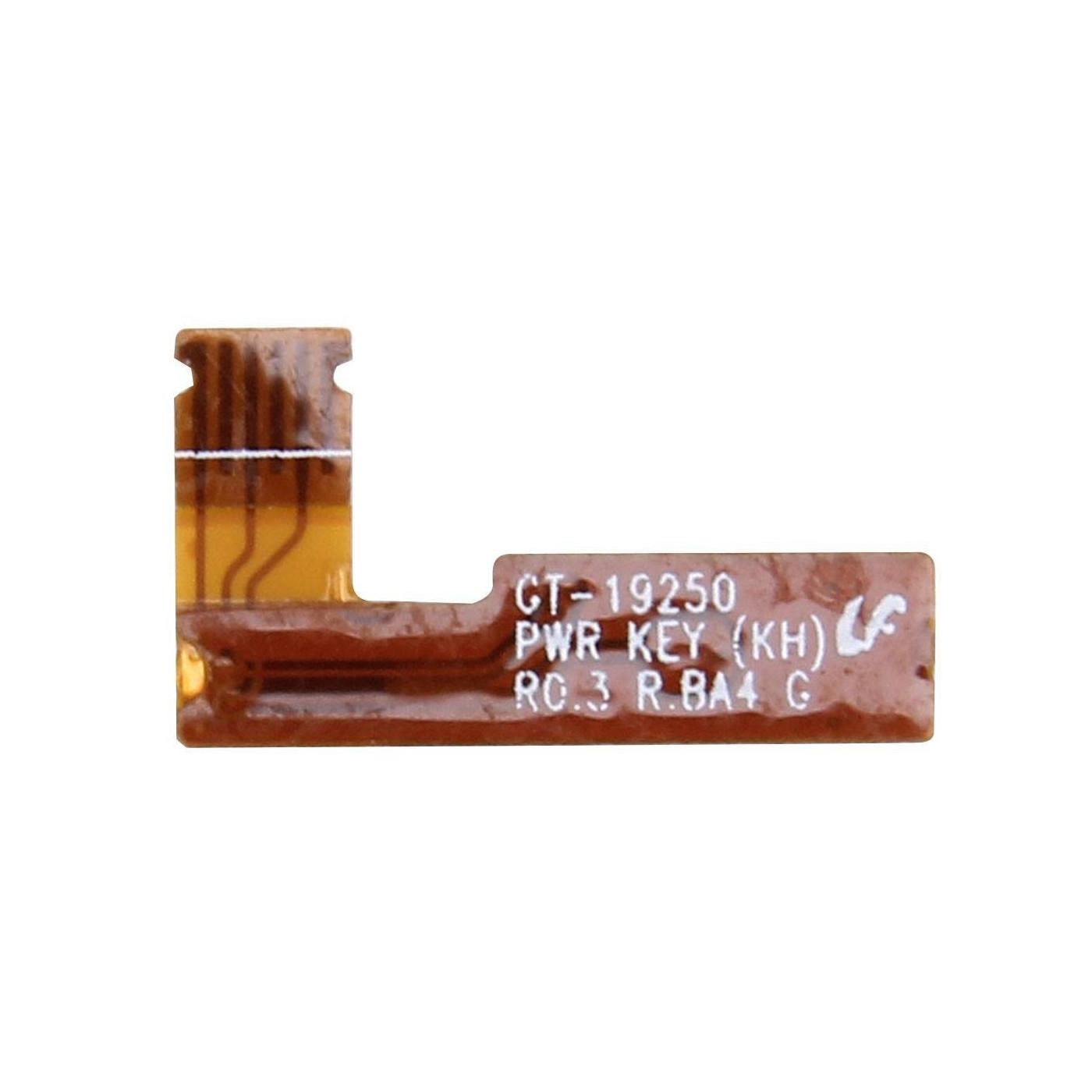 boutons de volume de puissance flex plat sur Off pour Galaxy Nexus i9250