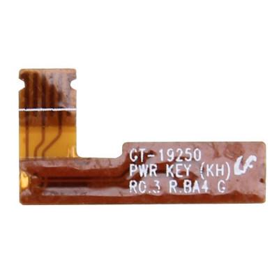 botones de volumen de energía flexible plano ON OFF Para el nexo i9250