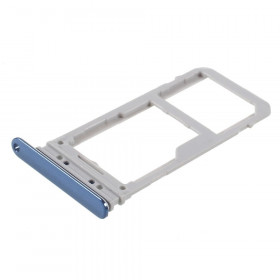 SIM Holder for Samsung Note 8 N950F Blue Slot Sled