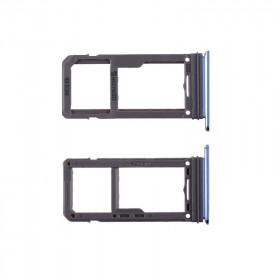 Blue SIM holder for Samsung Galaxy S8 - S8 Plus