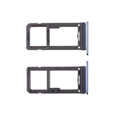 Blauer SIM-Halter für Samsung Galaxy S8 - S8 Plus