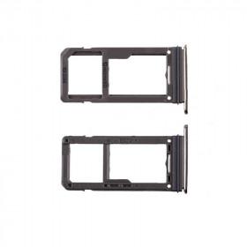 Porte-carte SIM pour Samsung Galaxy S8 G950F - S8 Plus G955F Doré
